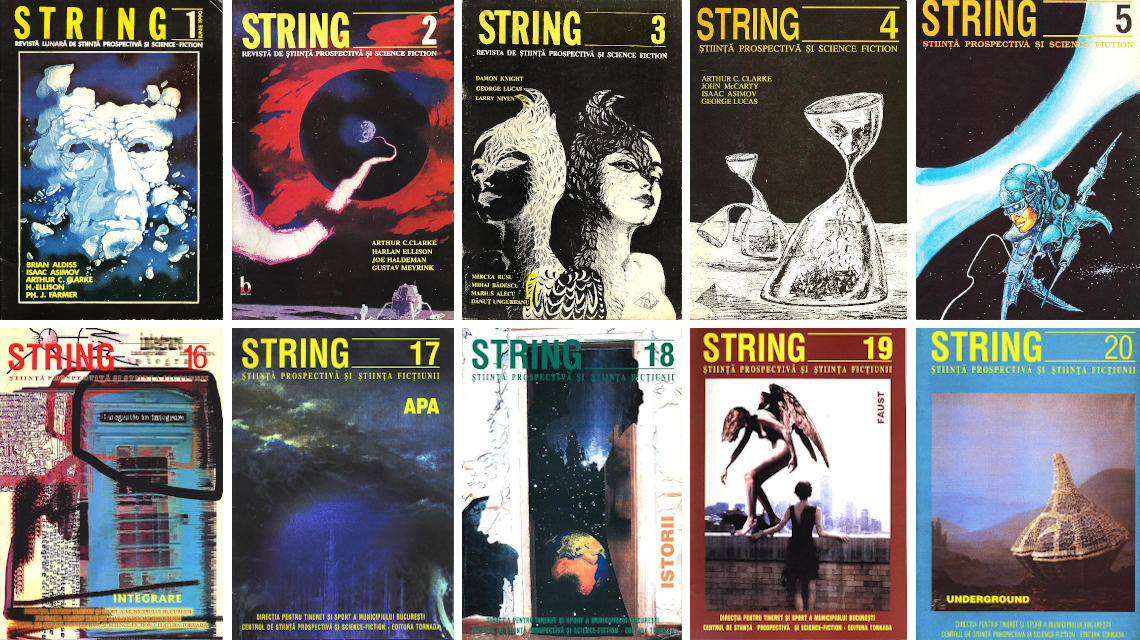 Revista String
